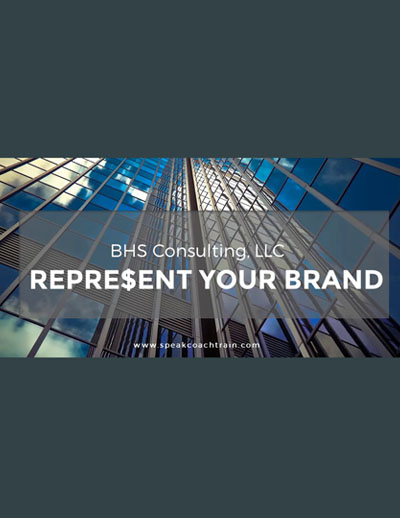 Represent your brand